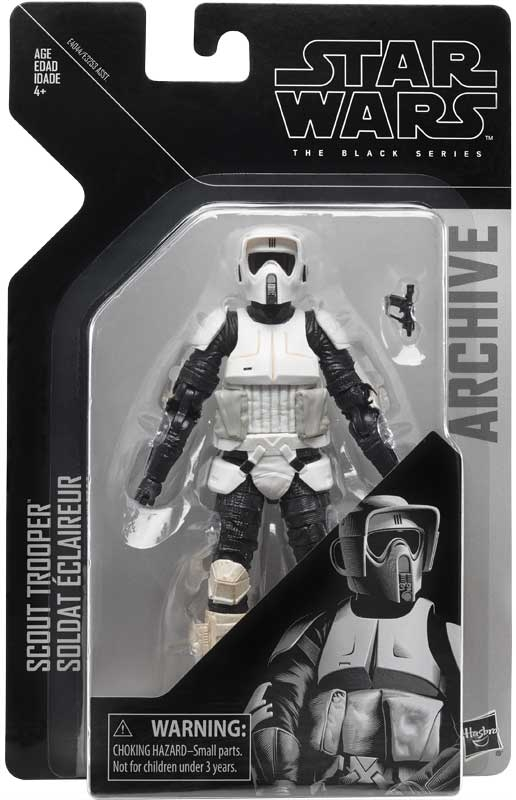 Wholesalers of Star Wars E6 Bl Gr Scout Trooper toys