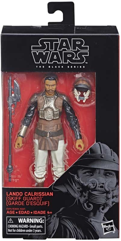 Wholesalers of Star Wars E6 Lando Calrissian Skiff Guard toys