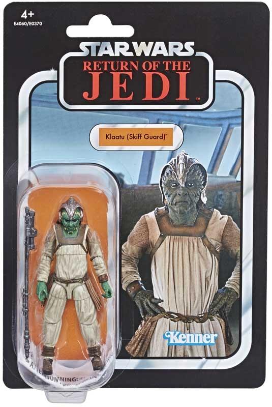 Wholesalers of Star Wars E6 Vin Klaatu Skiff Guard toys