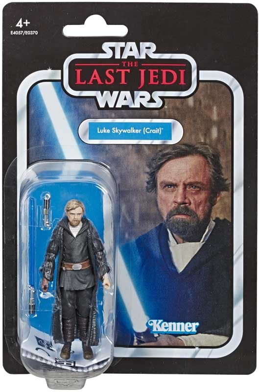 Wholesalers of Star Wars E8 Vin Luke Skywalker Crait toys