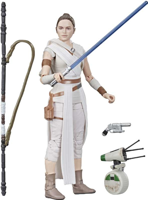 Wholesalers of Star Wars E9 Bl Rey And D-0 toys