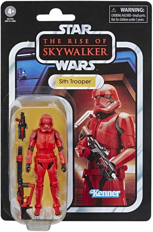 Wholesalers of Star Wars E9 Vin Bruges Red toys