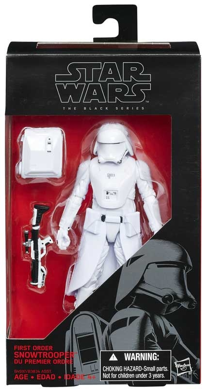 Wholesalers of Star Wars Episode 7 Black Series 6inch Figure Asst toys