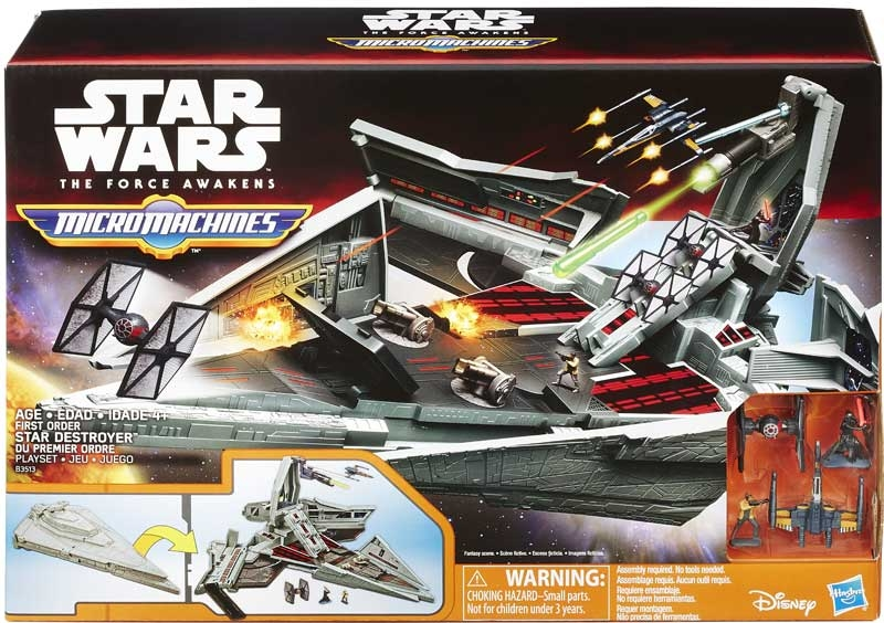 Wholesalers of Star Wars Episode 7 First Order Star Destroyer toys