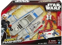 Wholesalers of Star Wars Episode 7 Hero Mashers Atack Vehicle Asst toys image
