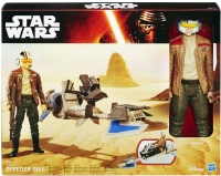 Wholesalers of Star Wars Episode 7 Hero Series Figure And Vehicle toys image