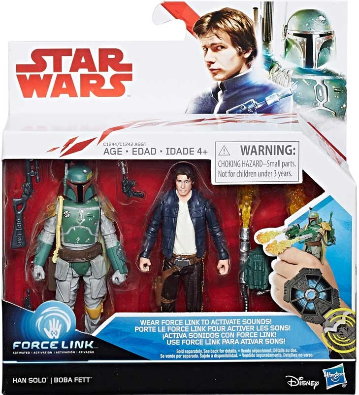Wholesalers of Star Wars Gal E8 Deluxe Figure 2 Pack Ast toys