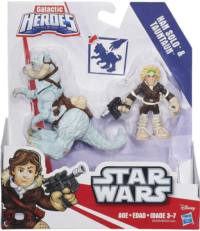 Wholesalers of Star Wars Galactic Heroes Dlx Figure Pack Asst toys