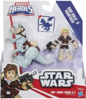 Wholesalers of Star Wars Galactic Heroes Dlx Figure Pack Asst toys Tmb