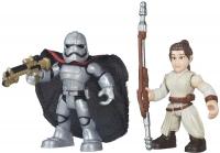 Wholesalers of Star Wars Galactic Heroes Figures 2 Pack Asst toys image 3