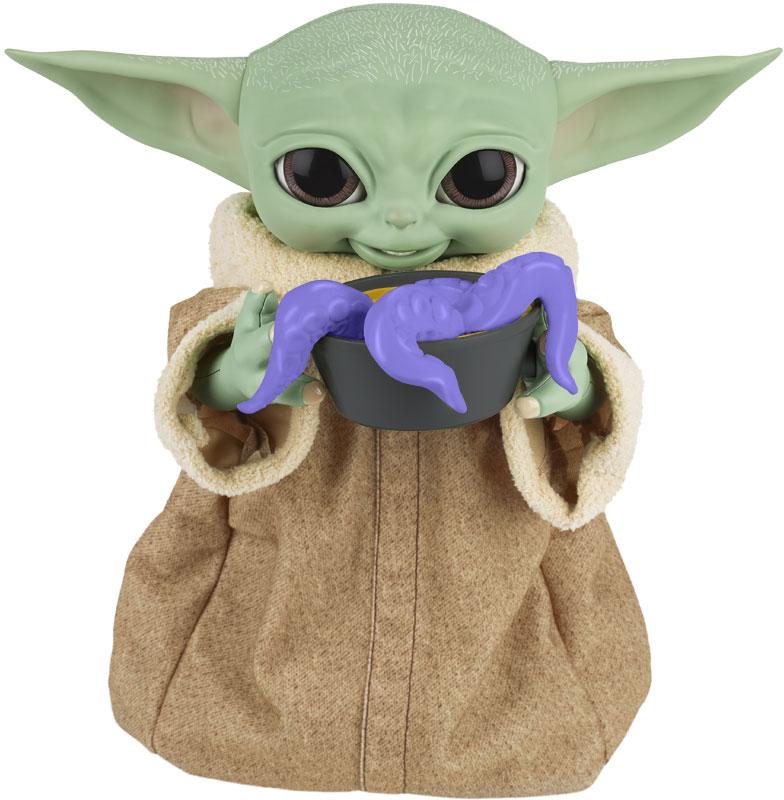 Wholesalers of Star Wars Galactic Snackin Grogu toys
