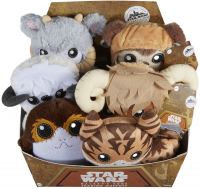 Wholesalers of Star Wars Galaxys Edge Creature Plush Asst toys image