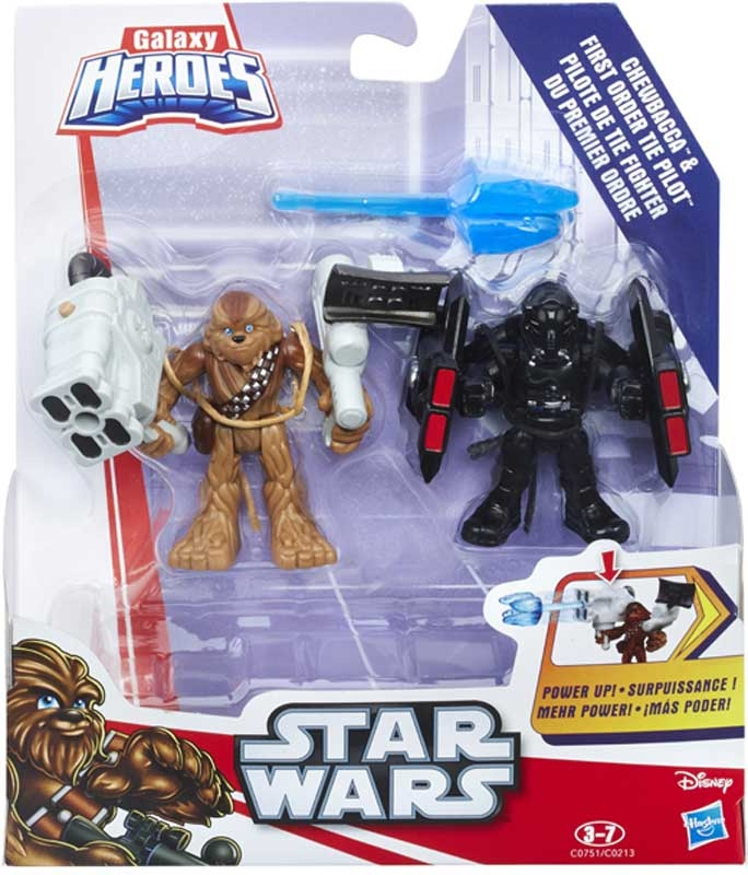 Wholesalers of Star Wars Gh Power Up 2pk Ast toys