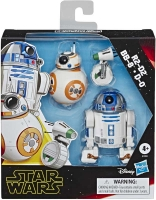 Wholesalers of Star Wars Goa E9 Droid 3 Pk toys image