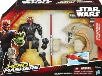 Wholesalers of Star Wars Hero Mashers Speeders Asst toys image