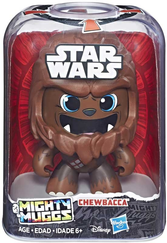 Wholesalers of Star Wars Mighty Mugs E4 Chewbacca toys