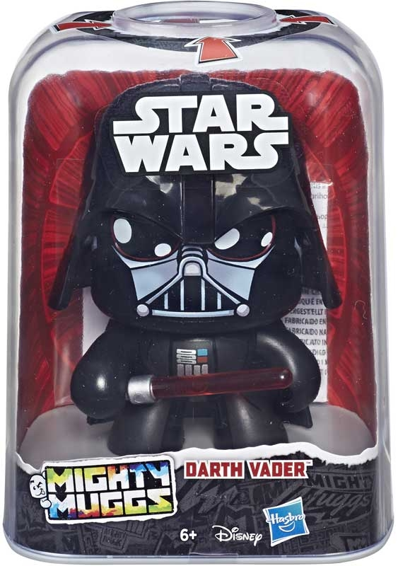 Wholesalers of Star Wars Mighty Mugs E4 Darth Vader toys