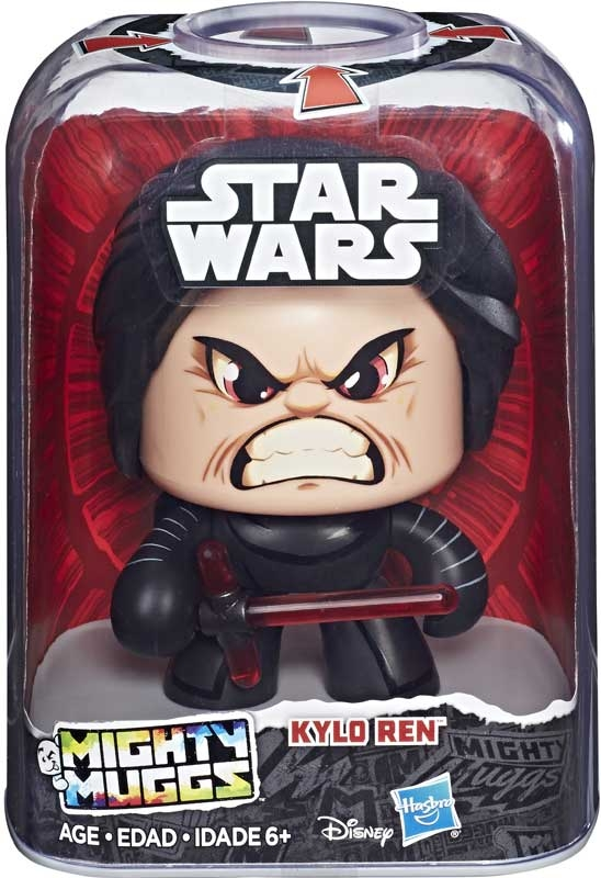 Wholesalers of Star Wars Mighty Mugs E7 Kylo Ren toys