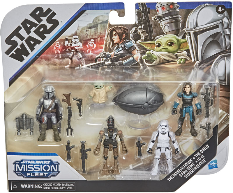 Wholesalers of Star Wars Mission Fleet Defend The Child Pk toys