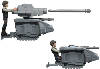 Wholesalers of Star Wars Mission Fleet Deluxe Vehicle Falcon toys image 3