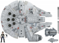 Wholesalers of Star Wars Mission Fleet Deluxe Vehicle Falcon toys image