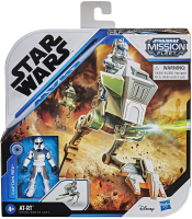 Wholesalers of Star Wars Mission Fleet Exp Capt Rex At Rt toys image