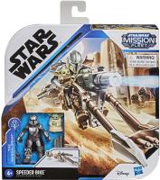 Wholesalers of Star Wars Mission Fleet Speeder Bike toys image