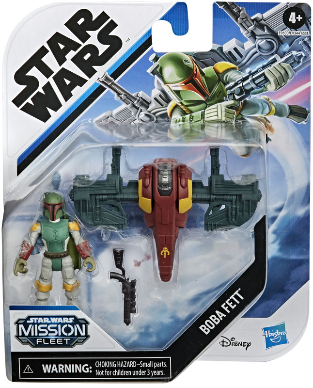 Wholesalers of Star Wars Mission Fleet Gear Class Boba toys