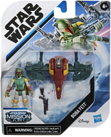 Wholesalers of Star Wars Mission Fleet Gear Class Boba toys image