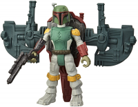 Wholesalers of Star Wars Mission Fleet Gear Class Boba toys image 3