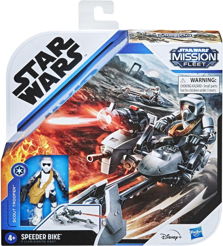Wholesalers of Star Wars Mission Fleet Hot Dog toys