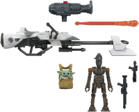 Wholesalers of Star Wars Mission Fleet Ig11 And Child toys image 2