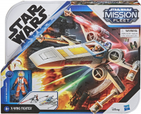Wholesalers of Star Wars Mission Fleet Stellar Xwing toys image