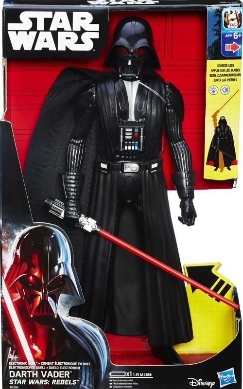 Wholesalers of Star Wars Rebels Electronic Duel Darth Vader toys