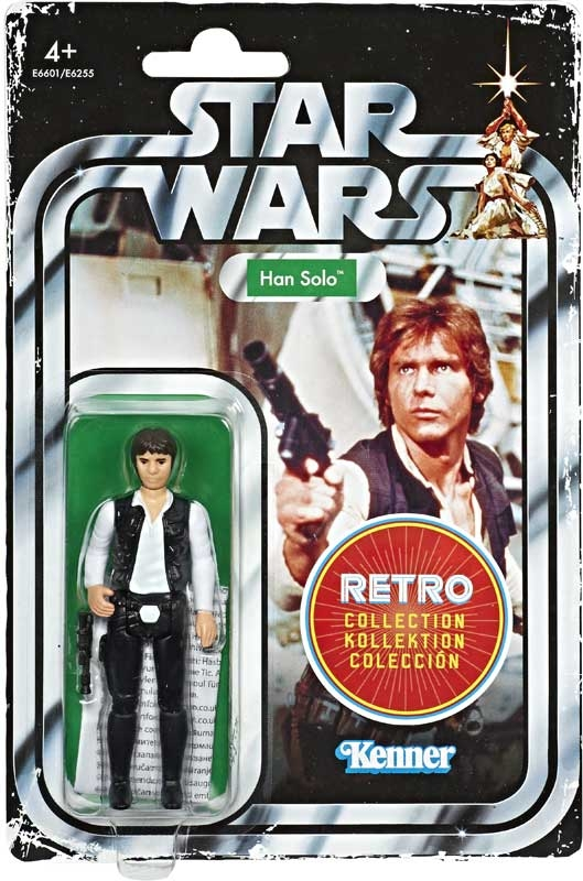 Wholesalers of Star Wars Retro Figures Ast toys