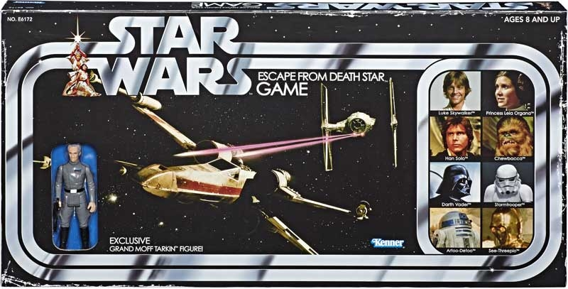 Wholesalers of Star Wars Retro Game toys