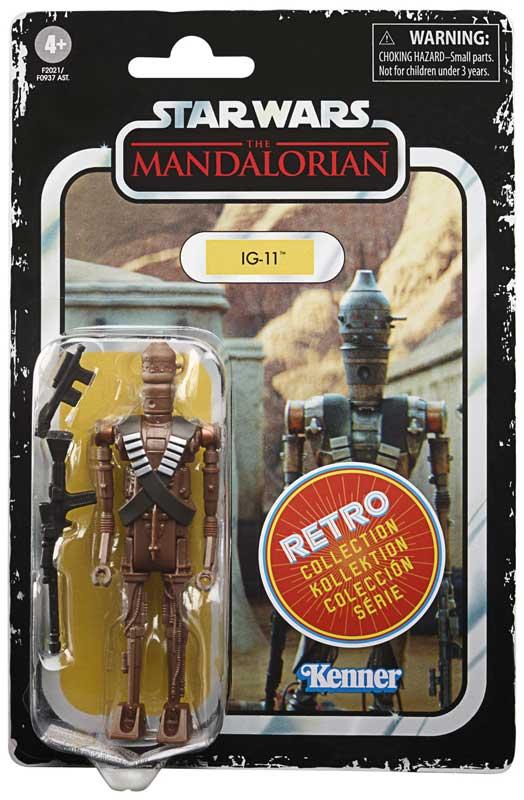 Wholesalers of Star Wars Retro Ig-11 toys