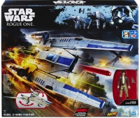 Wholesalers of Star Wars Rogue One Rebel U-wing Fighter toys image