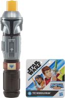 Wholesalers of Star Wars Rp Lightsaber Squad Mando toys image