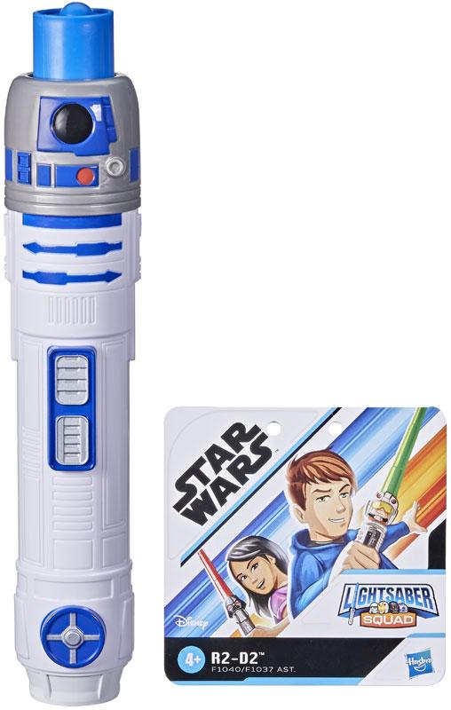 Wholesalers of Star Wars Rp Lightsaber Squad R2d2 toys