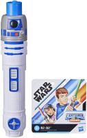 Wholesalers of Star Wars Rp Lightsaber Squad R2d2 toys image