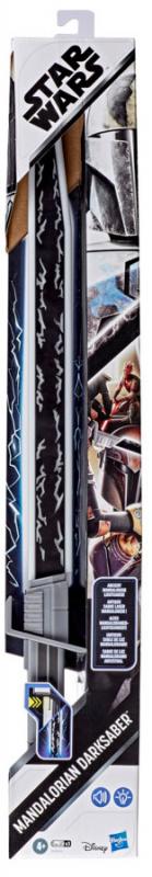 Wholesalers of Star Wars Rp Mandalorian Darksaber toys