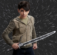 Wholesalers of Star Wars Rp Mandalorian Darksaber toys image 3