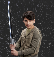 Wholesalers of Star Wars Rp Mandalorian Darksaber toys image 4