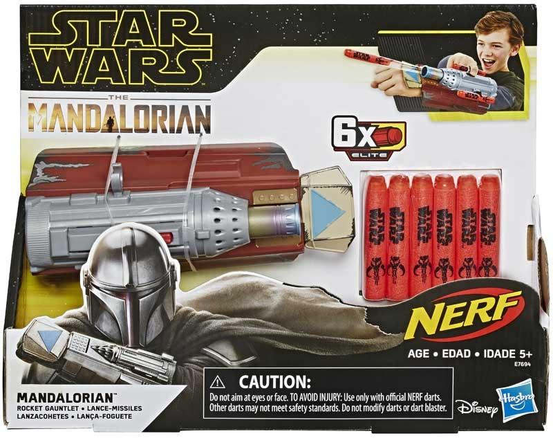 Wholesalers of Star Wars Rp Mandalorian Gauntlet toys