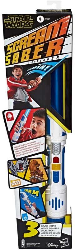 Wholesalers of Star Wars Rp Scream Saber Lightsaber toys