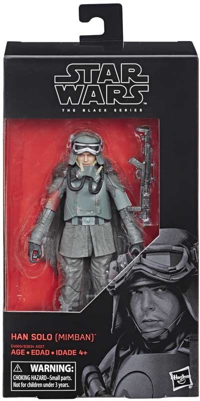 Wholesalers of Star Wars S2 Bl Han Solo Mimban toys