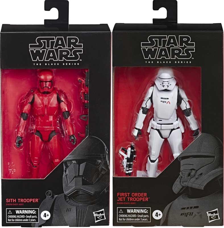 Wholesalers of Star Wars S2 Black Series 6 In Figures Ast toys