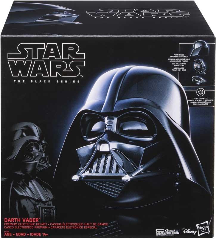 Wholesalers of Star Wars S2 Black Series Black Series Helmet toys