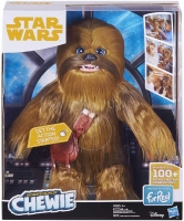 Wholesalers of Star Wars Ultimate Co-pilot Chewie toys image